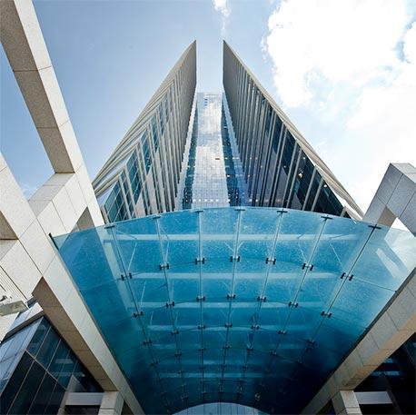 Commerce • Employment • Office Buildings
