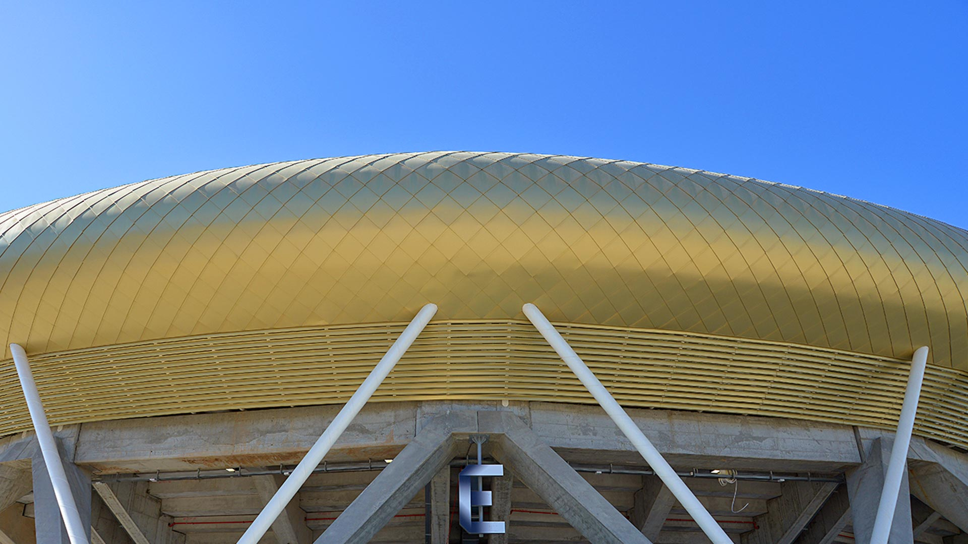 Sammy Ofer Stadium - Haifa