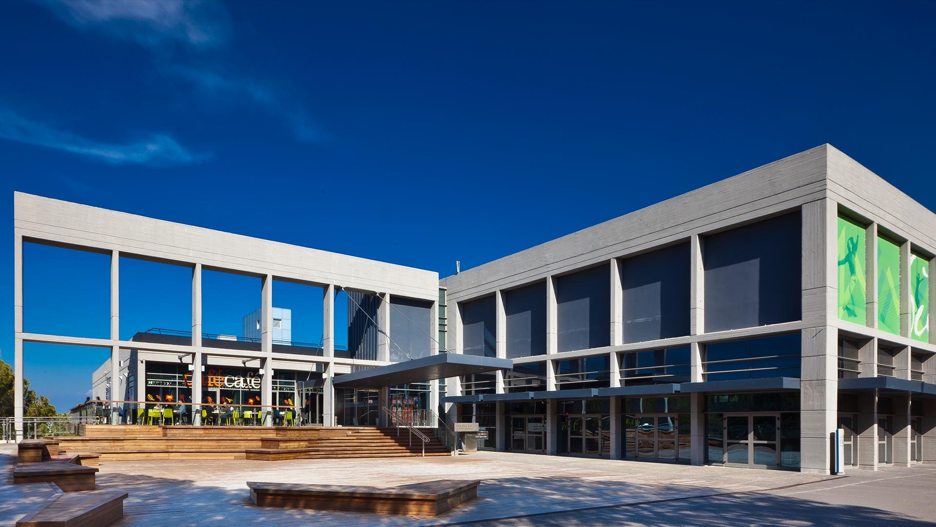 Stanley Shalom Zielony Student Union Building – Technion - Haifa